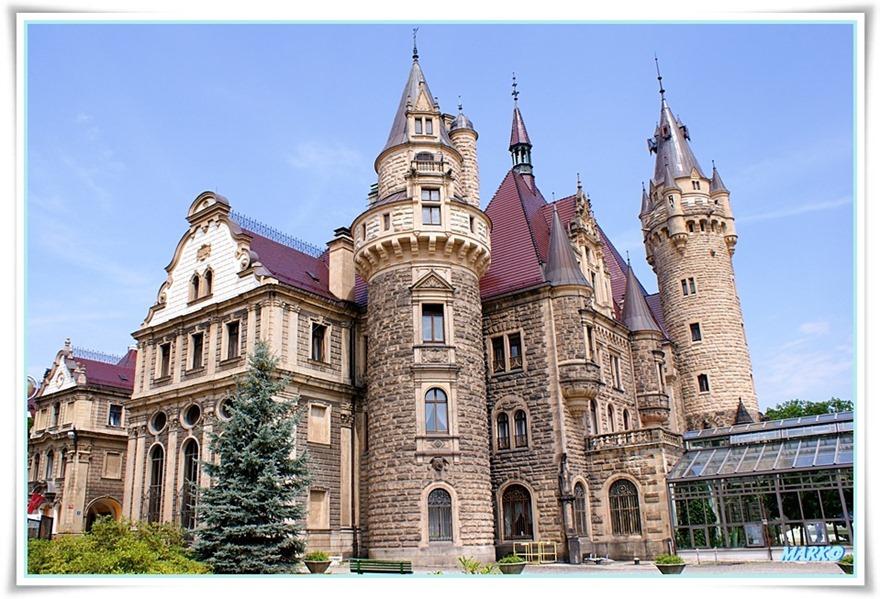 Zamek w Mosznej 09